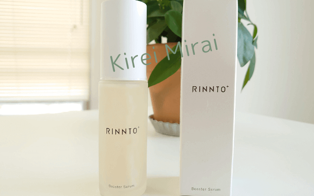 RINNTO+本体と化粧箱,画像